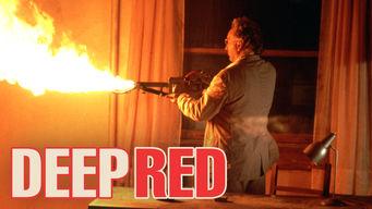 Se Deep Red på Netflix