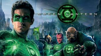 Se Green Lantern på Netflix
