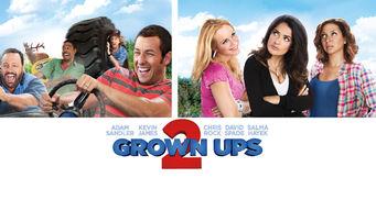 Se Grown Ups 2 på Netflix