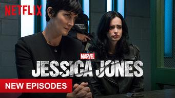 Se Jessica Jones på Netflix