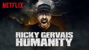 Se Ricky Gervais: Humanity på Netflix