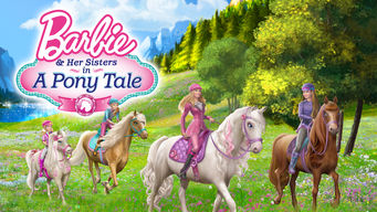 Se Barbie & Her Sisters in a Pony Tale på Netflix