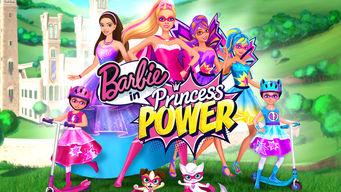 Se Barbie in Princess Power på Netflix