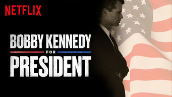 Se Bobby Kennedy for President på Netflix