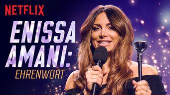 Se Enissa Amani: Ehrenwort på Netflix