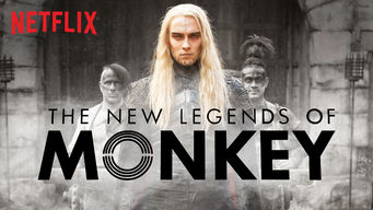 Se The New Legends of Monkey på Netflix