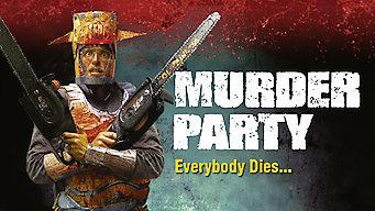 Se Murder Party på Netflix