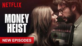 Se La Casa de Papel på Netflix