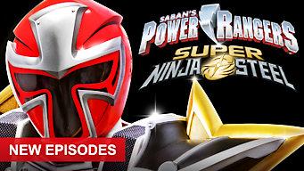 Se Power Rangers Ninja Steel på Netflix