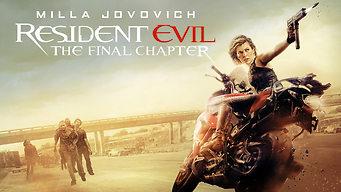 Se Resident Evil: The Final Chapter på Netflix