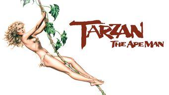 Se Tarzan, the ape man på Netflix