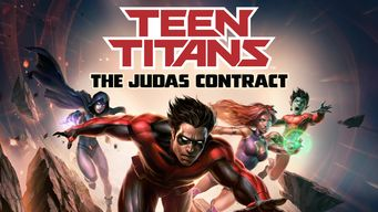 Se Teen Titans: The Judas Contract på Netflix