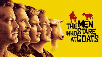Se The Men Who Stare at Goats på Netflix