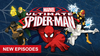 Se Ultimate Spider-Man på Netflix