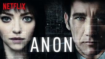 Se Anon på Netflix