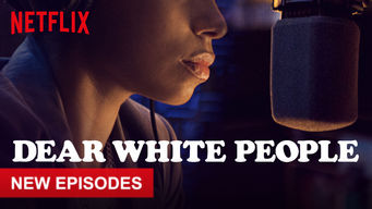 Se Dear White People på Netflix