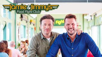 Se Jamie and Jimmy's Food Fight Club på Netflix