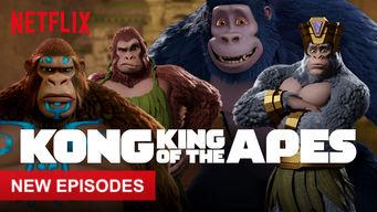 Se Kong: King of the Apes på Netflix