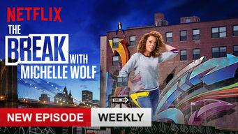 Se The Break with Michelle Wolf på Netflix
