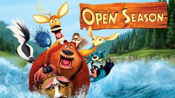 Se Open Season på Netflix