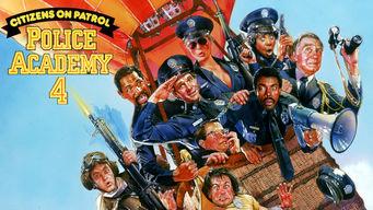 Se Police Academy 4: Citizens on Patrol på Netflix