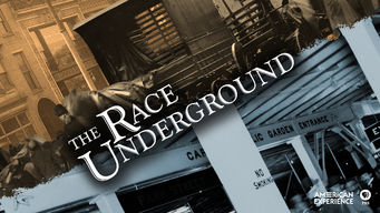 Se American Experience: The Race Underground på Netflix