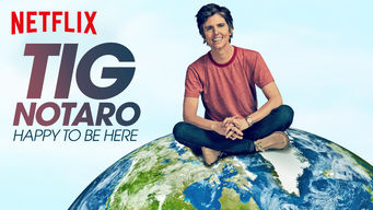 Se Tig Notaro Happy To Be Here på Netflix