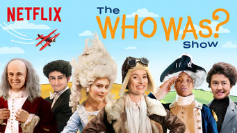 Se The Who Was? Show på Netflix