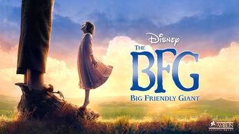 Se The BFG på Netflix