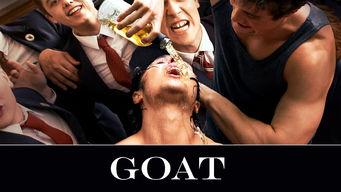 Se Goat på Netflix