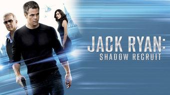 Se Jack Ryan: Shadow Recruit på Netflix