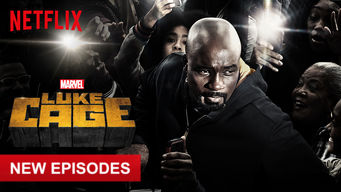 Se Luke Cage på Netflix