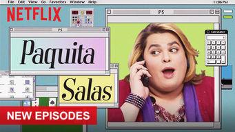 Se Paquita Salas på Netflix