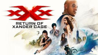 Se xXx: The Return of Xander Cage på Netflix