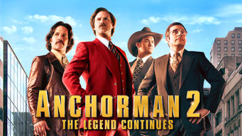 Se Anchorman 2: The Legend Continues på Netflix