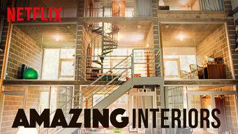 Se Amazing Interiors på Netflix