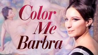 Se Color Me Barbra på Netflix
