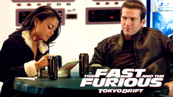 Se The Fast and the Furious: Tokyo Drift på Netflix