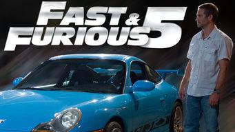 Se Fast & Furious 5 på Netflix
