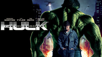 Se The Incredible Hulk på Netflix
