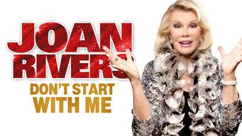 Se Joan Rivers: Don't Start with Me på Netflix