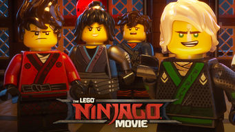 Se The LEGO Ninjago Movie på Netflix