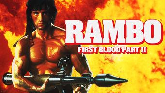 Se Rambo: First Blood Part II på Netflix