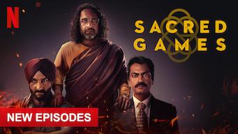 Se Sacred Games på Netflix