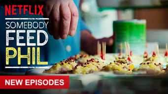 Se Somebody Feed Phil på Netflix