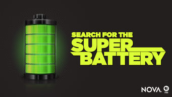 Se NOVA: Search for the Super Battery på Netflix