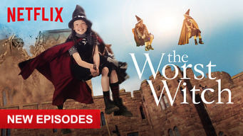 Se The Worst Witch på Netflix