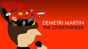 Se Demetri Martin: The Overthinker på Netflix