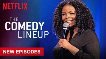 Se The Comedy Lineup på Netflix