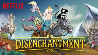 Se Disenchantment på Netflix